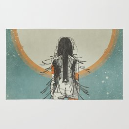 Nymph: Staring at the Sun (Ext) Rug