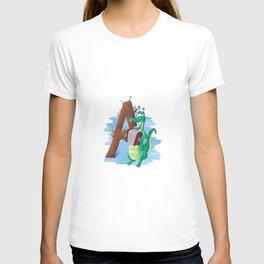 A comme Alligator T-shirt