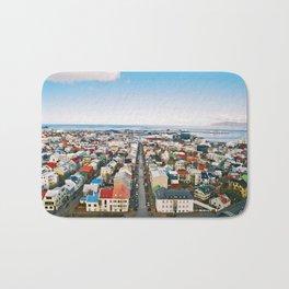 Reykjavik Bath Mat