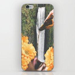 Chasing Waterfalls iPhone Skin