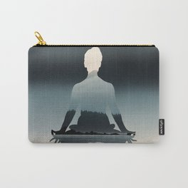 Nature Meditation Photography Print Carry-All Pouch