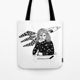 Lu's Workshop Tote Bag