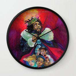 Cole K.O.D wallpaper Wall Clock