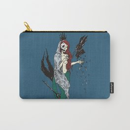 The Dead Mermaid Carry-All Pouch