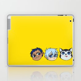 AoKuro family Laptop & iPad Skin