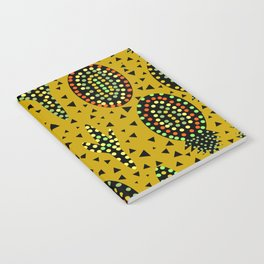 Cacti and pineapples Notebook