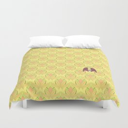 DOUBLE KING: Field Day Duvet Cover