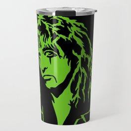Alice Cooper - Green with envy Travel Mug