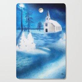 Christmas Serenade Cutting Board