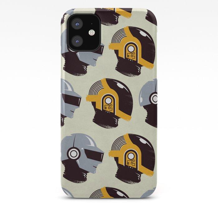 Daft Punk - RAM (Guy-Manuel) iPhone Case by benhuber ...