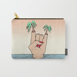 ROCK THE BEACH Carry-All Pouch