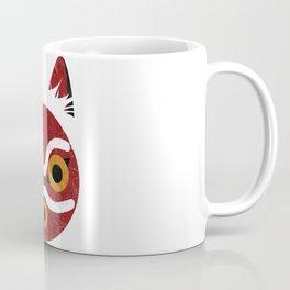 Princess Mask Coffee Mug