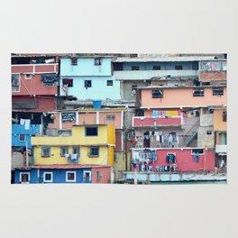 Venezuelan Tetris Rug