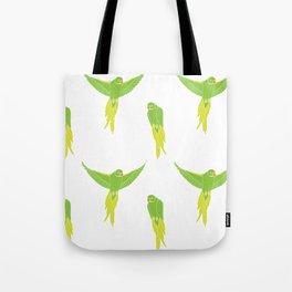 Wild Parrots of East Austin Tote Bag