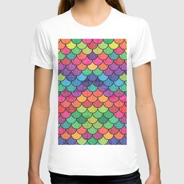 Watercolor Lovely Pattern VVXVII T-shirt