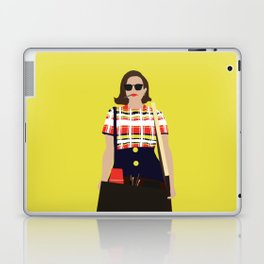 Peggy Olson Mad Men Laptop & iPad Skin