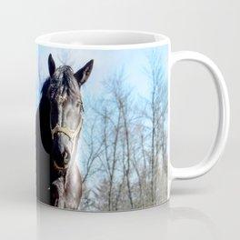Percheron Horse by Teresa Thompson Coffee Mug
