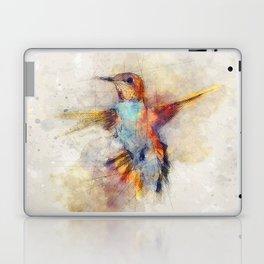 Hummingbird art series Laptop & iPad Skin