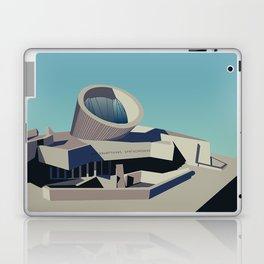 Soviet Modernism: Youth Metro Station in Yerevan, Armenia Laptop & iPad Skin