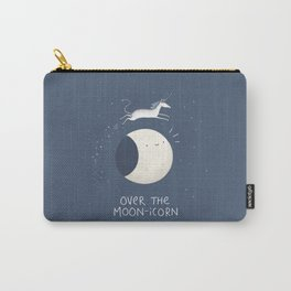 Over the Moon-icorn Carry-All Pouch