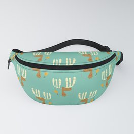 A moose ing Fanny Pack