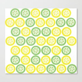 Freshly Squeezed Canvas Print
