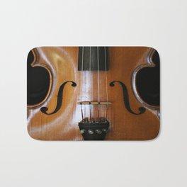 Violin Bath Mat