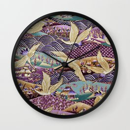 background Wall Clock
