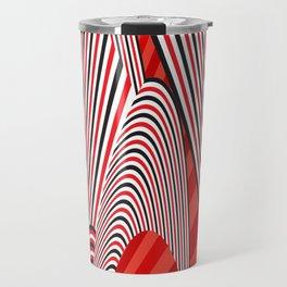 Abstract Pattern 11 Travel Mug