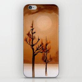 Burnout iPhone Skin