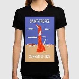 Saint Tropez Summer of 1927 T-shirt