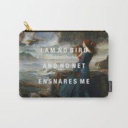 I am no bird Carry-All Pouch