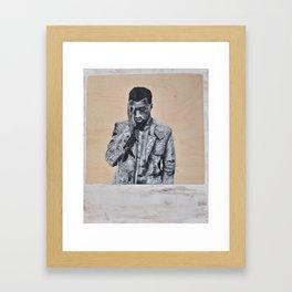 808s Framed Art Print