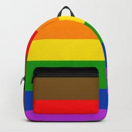 Philly Pride Flag Backpack