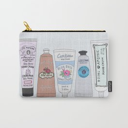 Favorite Hand Cream Collection Carry-All Pouch