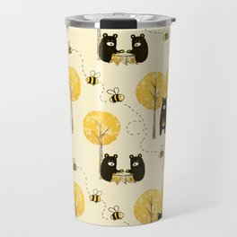 Bear Necessities Travel Mug