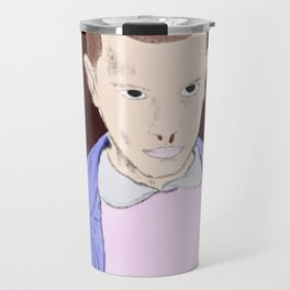 EL - Watercolor Travel Mug