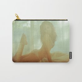 Vintage Girl - Erotic Art Carry-All Pouch