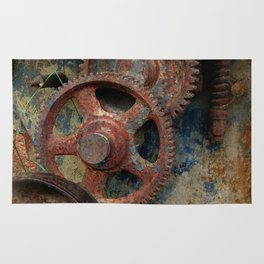 Gear mechanism Rug