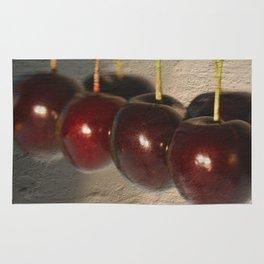 Frankish cherries Rug
