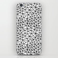 Shattered R iPhone & iPod Skin