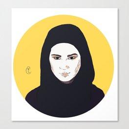 Queen Sana Canvas Print
