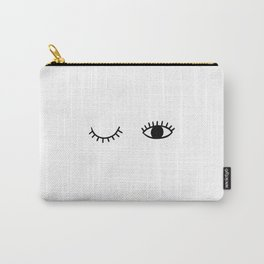 Eye wink Carry-All Pouch