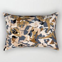Erotica Rectangular Pillow
