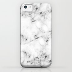 Real Marble iPhone 5c Slim Case