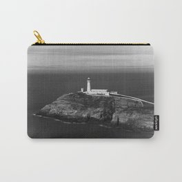 South Stack Lighthouse - Mono Carry-All Pouch
