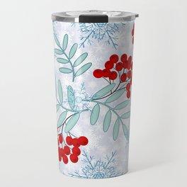 Christmas pattern.2 Travel Mug