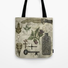 (Super)natural History - 01 Tote Bag