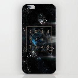 DigitalSpace iPhone Skin