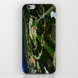 Canberra and Parliament iPhone Skin
